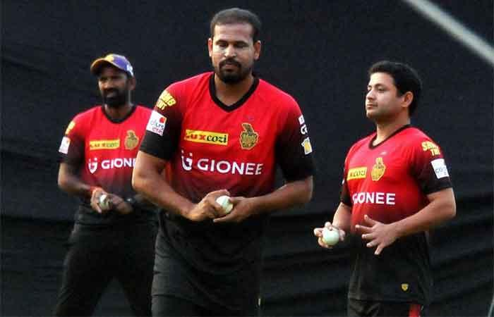 Yusuf Pathan backs KKR bowling line-up