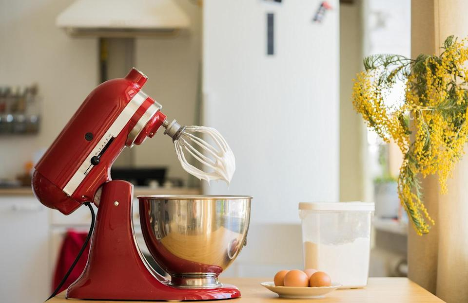 """<p>Instead of running out and buying the latest and greatest machinery, all you really need is some <a href=""""https://www.thedailymeal.com/cook/kitchen-tool-questions-answered?referrer=yahoo&category=beauty_food&include_utm=1&utm_medium=referral&utm_source=yahoo&utm_campaign=feed"""" rel=""""nofollow noopener"""" target=""""_blank"""" data-ylk=""""slk:essential cooking tools"""" class=""""link rapid-noclick-resp"""">essential cooking tools</a> to get you started. Remember, the best or the newest gadgets don't necessarily yield better results.</p>"""