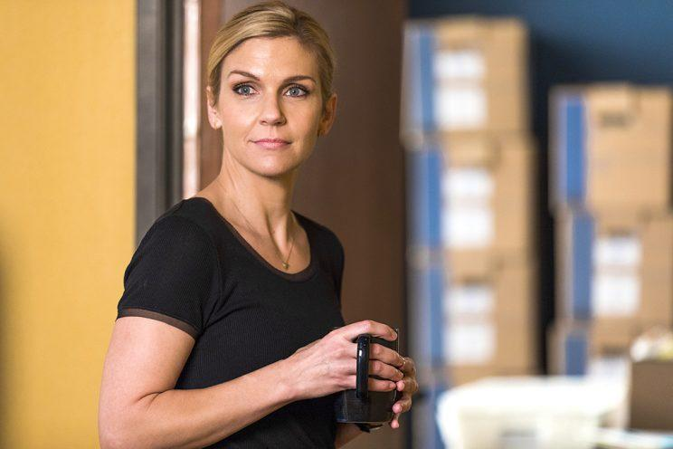 Rhea Seehorn as Kim Wexler on AMC's Better Call Saul. (Photo: Michele K. Short/AMC)