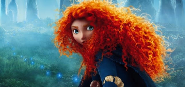 Weekend Receipts: Brave Seizes the Weekend; Madagascar 3 Holds Strong