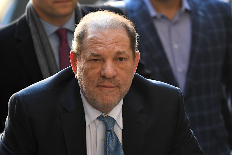 Harvey Weinstein faces up to 25 years in prison after he's found guilty of a criminal sexual act in the first-degree — but what's likely? (Photo: Getty Images)