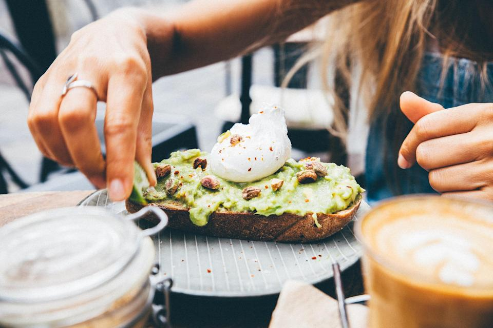 Avocados are a staple brunch food. [Photo: Getty]