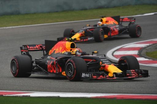 Formula One: Verstappen rockets to China podium