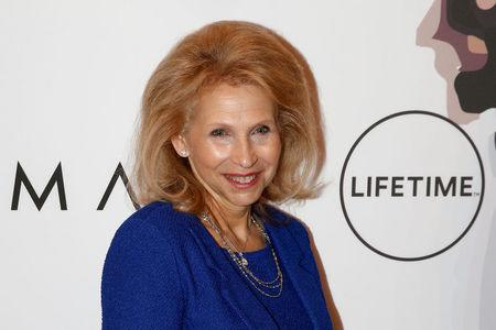FILE PHOTO - Shari Redstone arrives for Variety's Power of Women luncheon in New York City, U.S., April 21, 2017. REUTERS/Brendan McDermid/File Photo