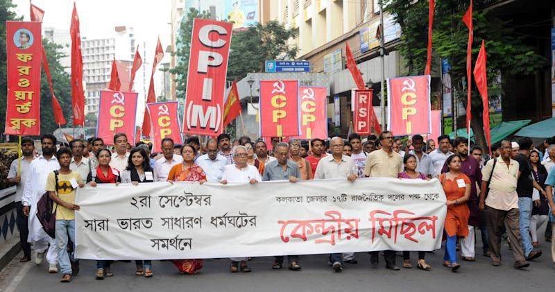 Trade unions go ahead with Sept 2 nationwide strike,reject govt wage hike