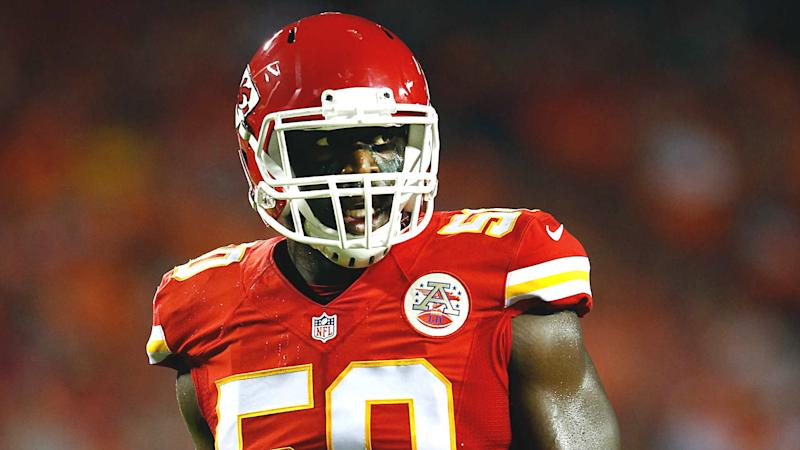 Chiefs release Justin Houston