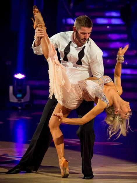 Strictly Come Dancing 2013: Natalie Gumede and Ben Cohen get lots of SCD love