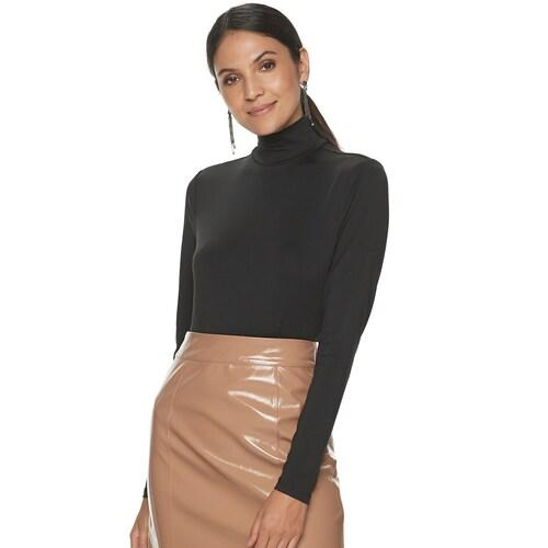 Pair this with a leather pencil skirt for an easy day-to-night look. (Photo: Kohl's)