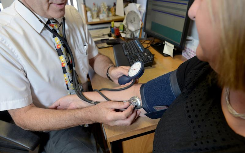 Practices are struggling to deliver basic care within weekday hours, senior doctors have warned. File image - Anthony Devlin/PA