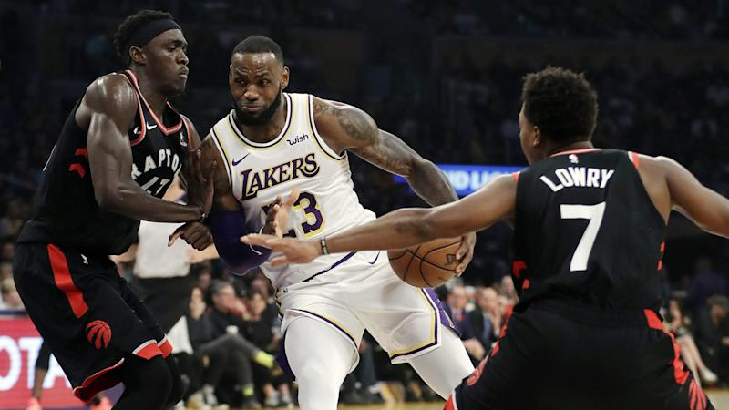 9f627148812 LeBron James: 'Everybody in the East thinks they can get to the Finals  because they ain't gotta go through me'