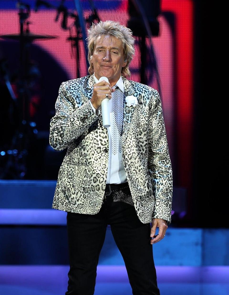 Sir Rod Stewart's alleged assault case in Florida is drawing to a conclusion after almost two years, with the singer reaching an agreement with his accuser, court records show (Simon Cooper/PA) (PA Archive)