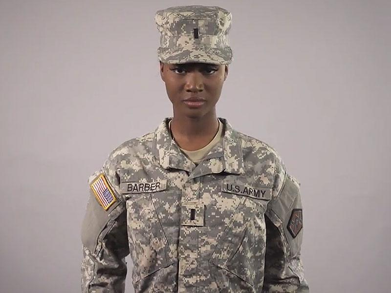 Meet Miss USA: Deshauna Barber Is First Military Service Member to Take Crown| Miss USA Pageant