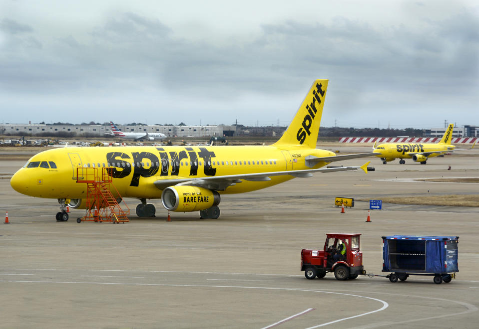 A New York family is accusing Spirit Airlines crew members of anti-Semitism, harassment and calling the police on them. (Photo: Getty Images)