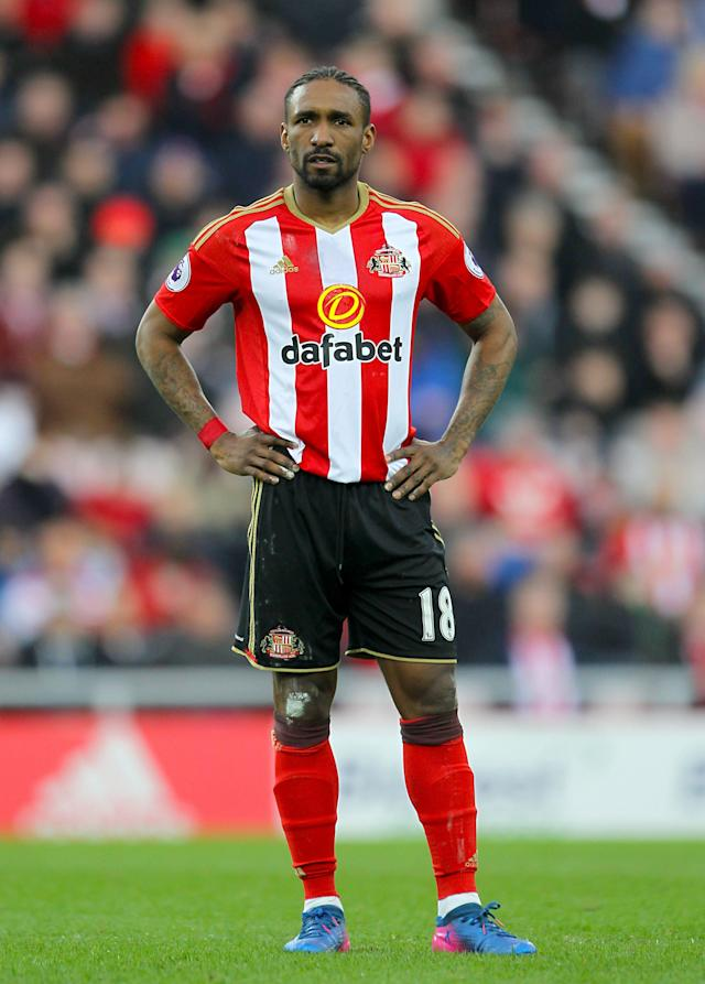 <span>Jermain Defoe could leave Sunderland for nothing this summer</span>