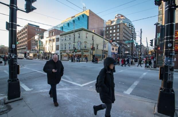The local business association says the revitalization is long overdue, and the price tag is worth it. (Robert Short/CBC - image credit)