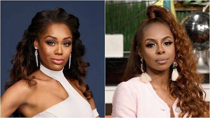 'RHOP' Star Monique Samuels Charged With Assault Following Alleged Fight With Candiace Dillard