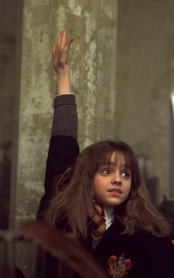 Hermione Granger in Harry Potter and the Philosopher's Stone