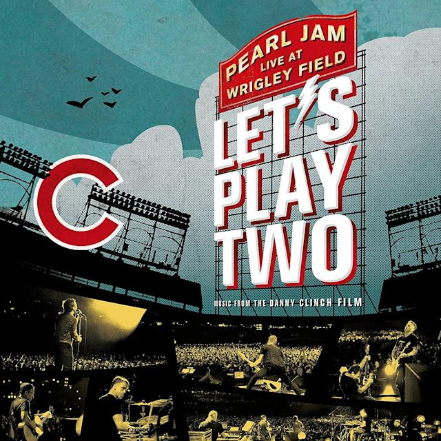 <p>A live soundtrack to the film that simultaneously celebrates the veteran band's shows at legendary Wrigley Field and the Chicago Cubs historic 2016 World Championship. </p>