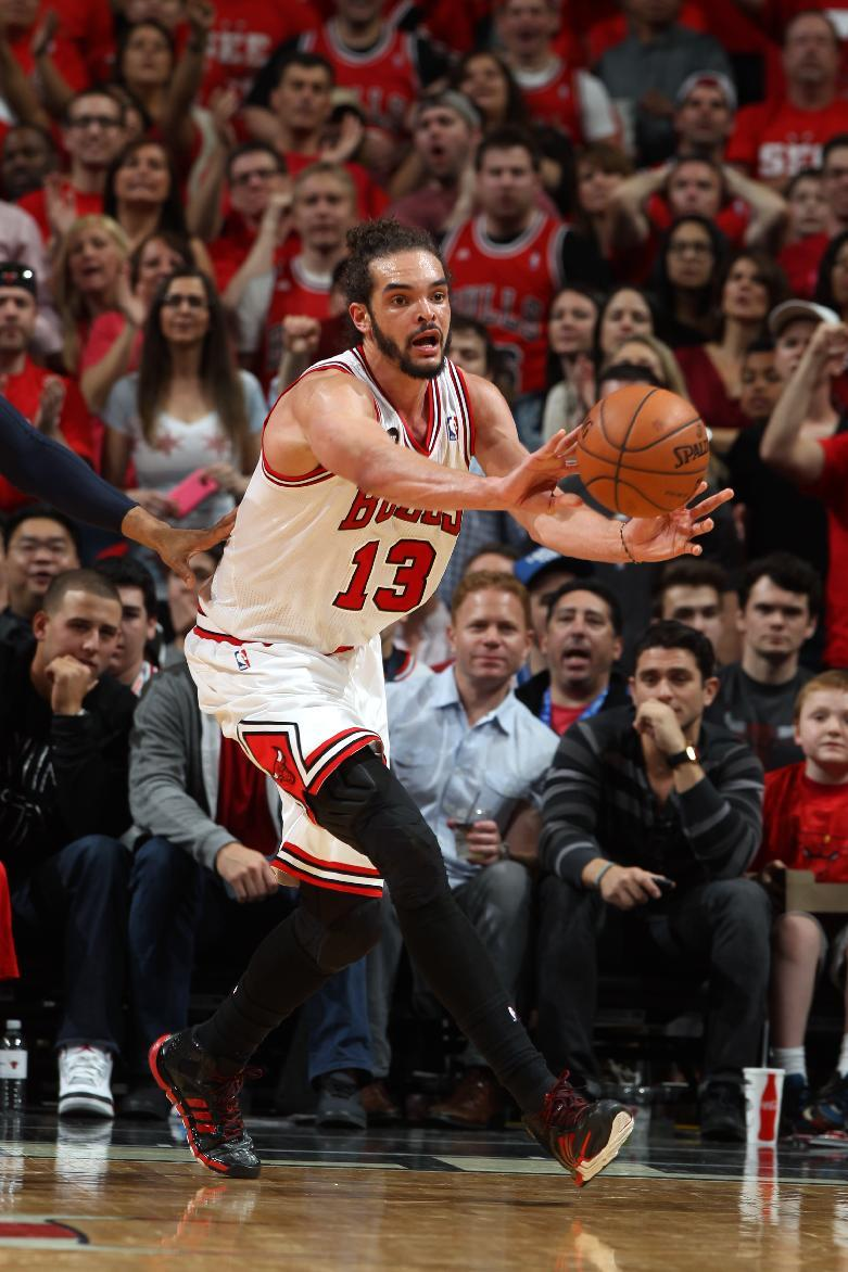 Bulls' Noah trades barbs with Wizards official