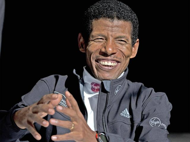 The return of land bonuses coincided with Gebrselassie's appointment as president of the Ethiopian Athletics Federation (AP)