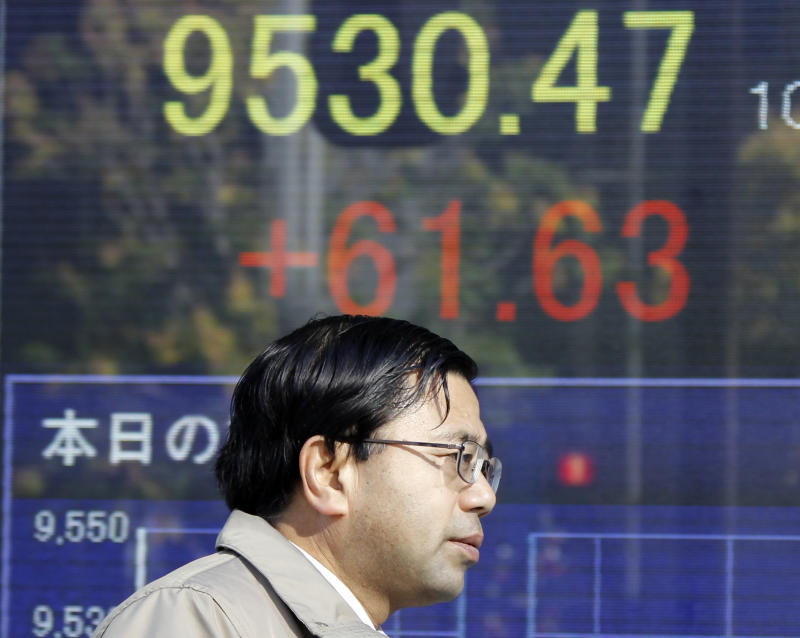 World stocks rise after positive US jobs figures