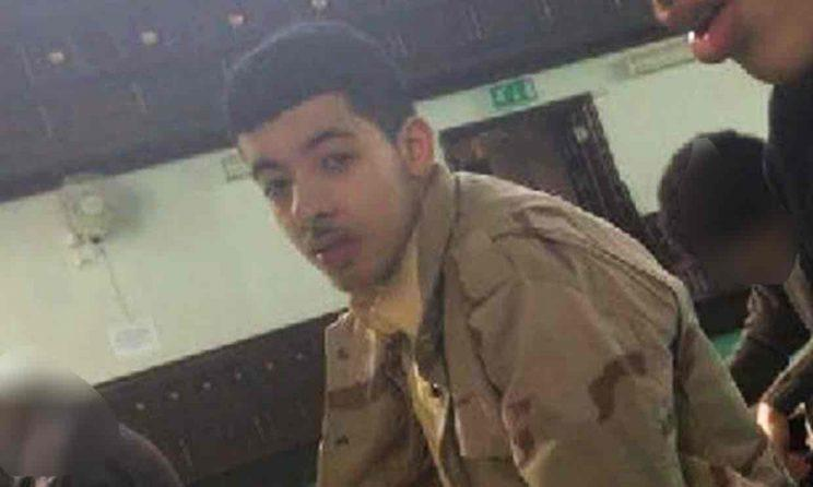 The first picture of suspected Manchester bomber Salman Abedi