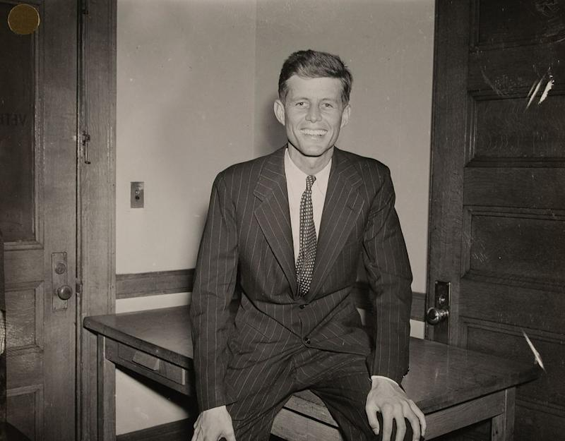 John F. Kennedy's 1952 senatorial campaign | The Ronnie Paloger JFK Collection / RR Auction