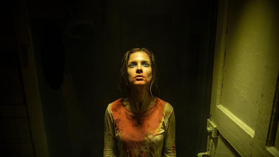 """Polina Davydova stars as a young woman who's kidnapped by a mysterious group and undergoes physical as well as psychological torture in the Russian horror film """"Sleepless Beauty."""""""