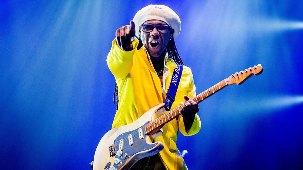 Jack Savoretti said he approached Nile Rodgers to work on his new album because of his influence on European music