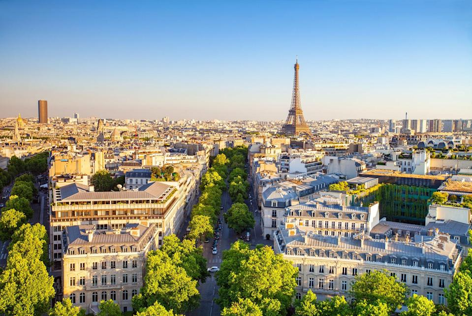 Paris in the summertime (Getty Images/iStockphoto)