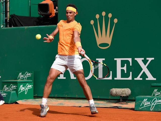 Rafael Nadal up and running in Monte-Carlo Masters as Novak Djokovic books spot in third round