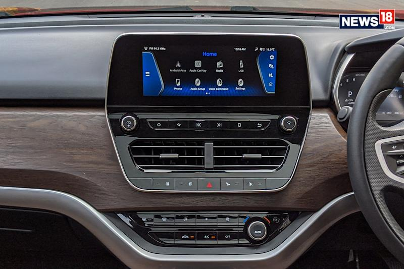 Tata-Harrier-Automatic-Review-Infotainment-System
