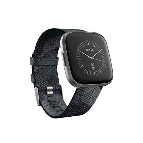 "<p><strong>Fitbit</strong></p><p>amazon.com</p><p><strong>$149.95</strong></p><p><a href=""https://www.amazon.com/dp/B07TWFV51N?tag=syn-yahoo-20&ascsubtag=%5Bartid%7C2089.g.34618159%5Bsrc%7Cyahoo-us"" rel=""nofollow noopener"" target=""_blank"" data-ylk=""slk:Shop Now"" class=""link rapid-noclick-resp"">Shop Now</a></p><p>The hot new Fitbit Versa 2 is the company's coolest, most feature-packed product to date. A vast improvement over its predecessor, it features a vibrant AMOLED touchscreen, even better ergonomics (there's only one button to deal with), and faster performance that comes courtesy of a more powerful processor. </p><p>The Versa 2 is also the first Fitbit product with Amazon Alexa on board. You can summon and interact with the virtual assistant with the press of a button, for which you'll receive answers to questions via on-screen text. Of course, the Versa 2 has a built-in microphone, so Alexa can hear your voice commands.</p>"