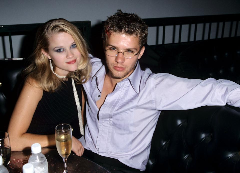 Reese Witherspoon and Ryan Phillippe (Photo by S. Granitz/WireImage)
