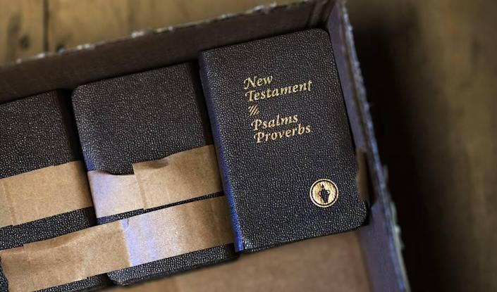 Tennessee School System Bans All Religious Material on Campuses Over Gideon Bibles