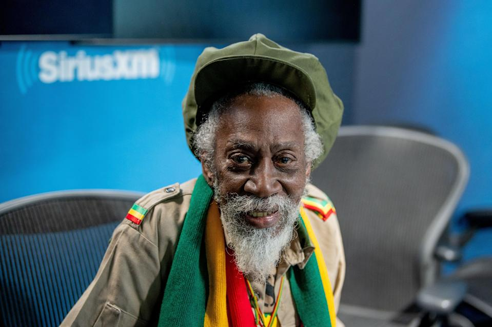 Bunny Wailer, pictured in 2019 (Photo: Roy Rochlin/Getty Images)