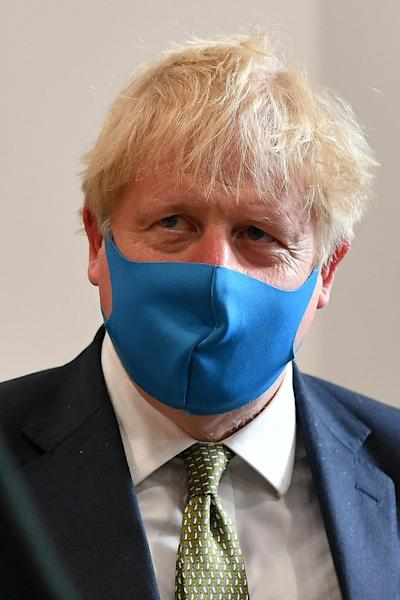 Johnson caught coronavirus and was even placed in intensive care