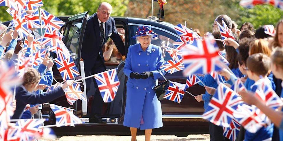 <p>When meeting Her Majesty, there are certain things you shouldn't do in order to avoid looking rude or offending her</p>