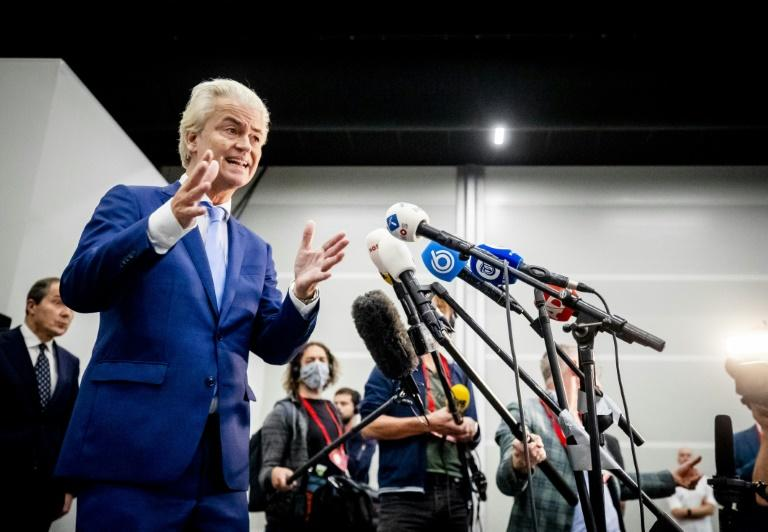 Dutch court convicts Wilders of insulting Moroccans