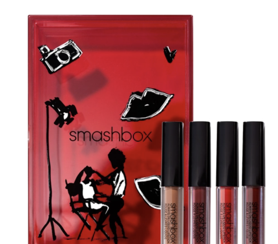 Smashbox lip set. (PHOTO: Sephora)