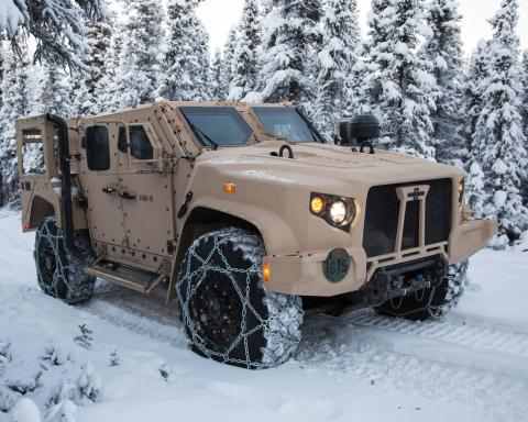 U.S. Army Places $1.69 Billion Order for 6,107 Joint Light Tactical Vehicles