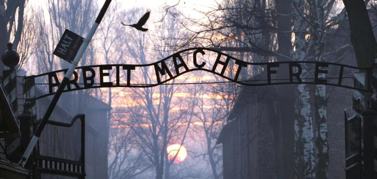"""The Auschwitz memorial museum says historical and geographical information in the Netflix documentary about the locations of Nazi death camps is """"simply wrong"""" (AFP Photo/JANEK SKARZYNSKI)"""