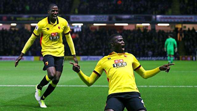 M'Baye Niang and Troy Deeney were on target as Watford ended their long wait for a home league win over West Brom.