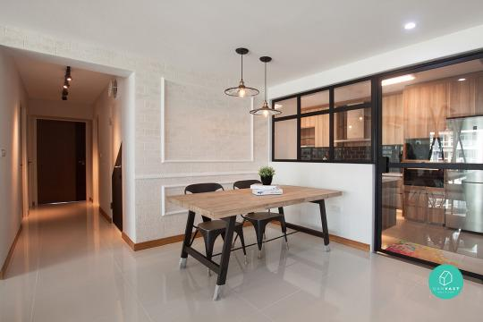12 must see ideas on 4 room 5 room hdb renovation for Inspire interior design singapore
