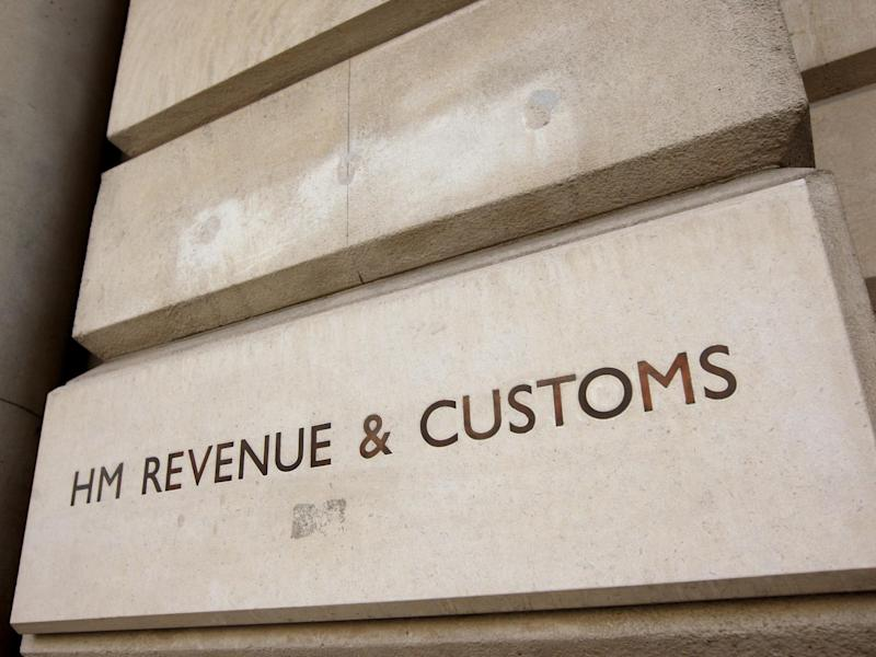A spokesperson for HMRC said the email was 'regrettable': Getty