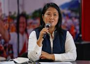 Keiko Fujimori, the daughter of corruption-convicted and jailed ex-president Alberto Fujimori, backs a neoliberal economic model of tax cuts and boosting private activity to generate jobs