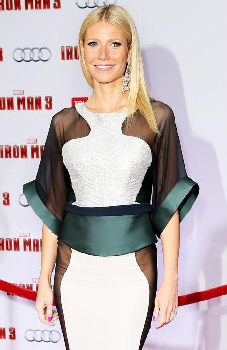 "Gwyneth Paltrow's Stylist Defends Sheer No-Underwear Dress: ""This Girl Has Taste, This Girl Has Confidence"""