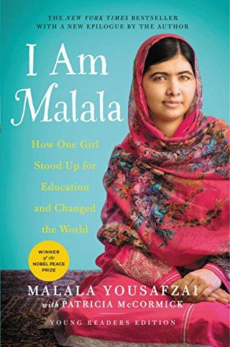 I Am Malala: The Girl Who Stood Up for Education and Was Shot by the Taliban (Amazon / Amazon)