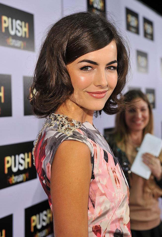 "<a href=""http://movies.yahoo.com/movie/contributor/1800024058"">Camilla Belle</a> at the Los Angeles premiere of <a href=""http://movies.yahoo.com/movie/1809922967/info"">Push</a> - 01/29/2009"