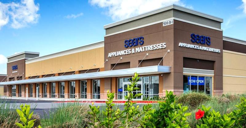 Sears Just Opened A Store That Sells Only Mattresses And Appliances